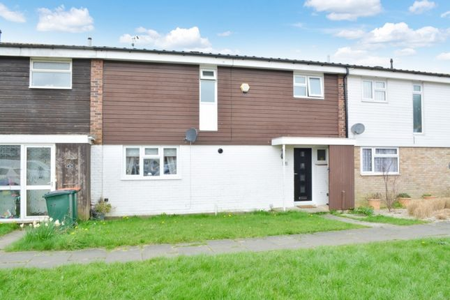 Thumbnail Terraced house for sale in Pegwell Close, Bewbush