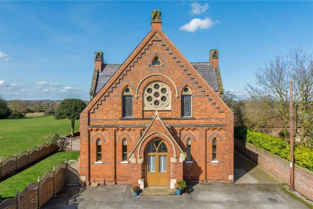 Thumbnail Property for sale in The Old Chapel, Marston Road, Tockwith, York