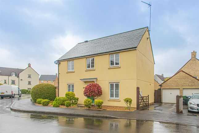 Thumbnail Detached house for sale in Long Ground, Corsham