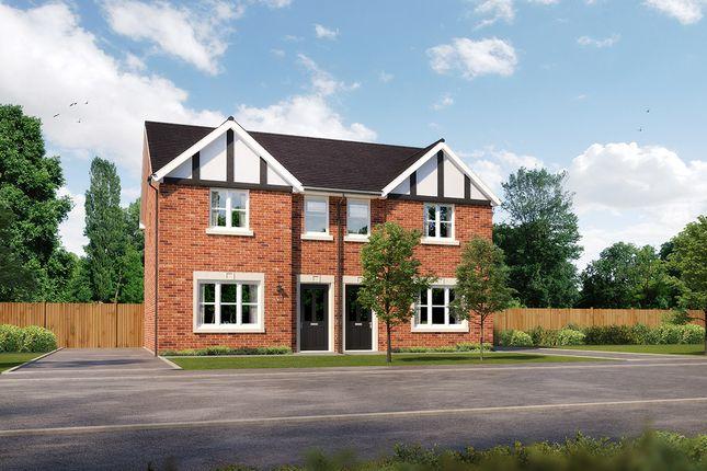 "Thumbnail Semi-detached house for sale in ""Argyll II"" at Whittingham Lane, Broughton, Preston"