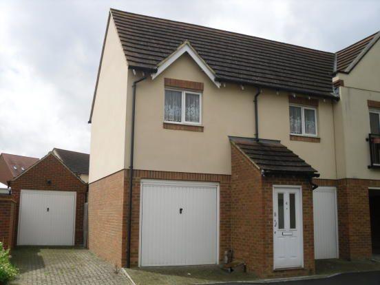 Maisonette to rent in Lancaster Way, Repton Park, Ashford, Kent