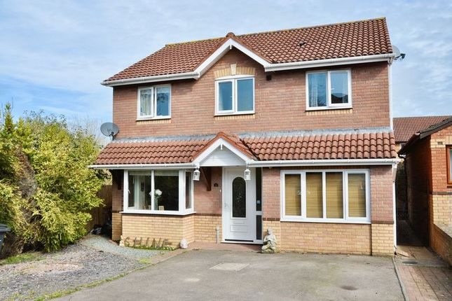 Thumbnail Detached house for sale in St Patricks Close, Evesham