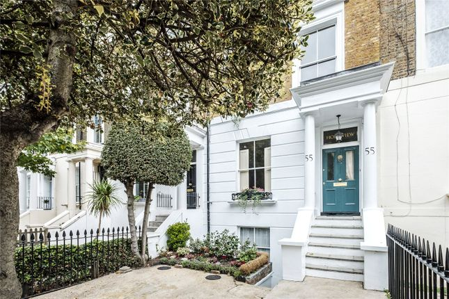 Thumbnail Terraced house for sale in Cleveland Road, London