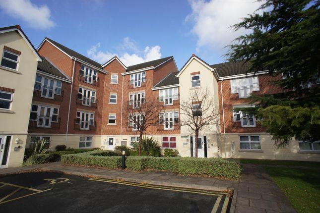 Thumbnail Flat to rent in Peckerdale Gardens, Spondon, Derby