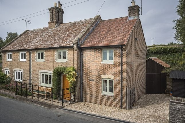Thumbnail Semi-detached house for sale in Lower Bockhampton, Dorchester, Dorset