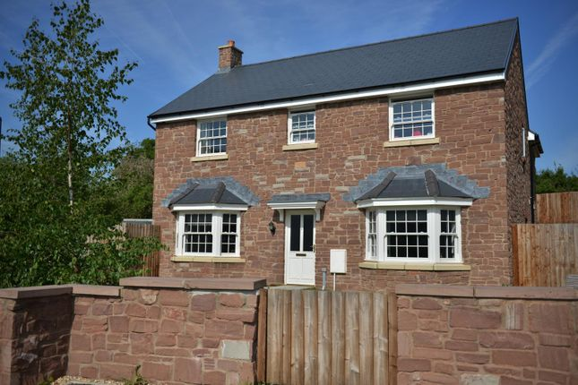 Thumbnail Detached house for sale in 12 Crawshay Bailey Close, Gilwern, Abergavenny