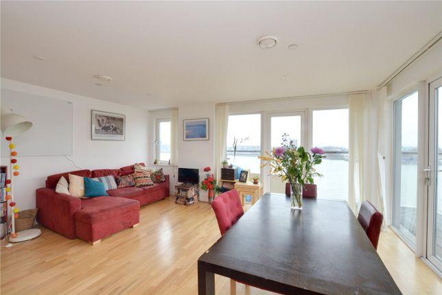 Lounge of Mizzen Mast House, Mast Quay, Woolwich, London SE18