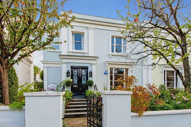 Thumbnail Semi-detached house for sale in Blenheim Road, St Johns Wood