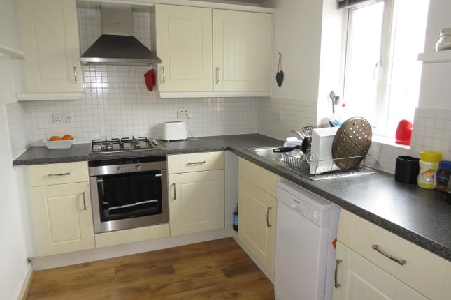 Thumbnail Flat to rent in Minnow Close, Calne