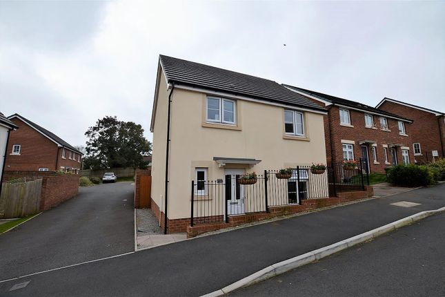Detached house for sale in Bryn Celyn, Llanharry, Pontyclun