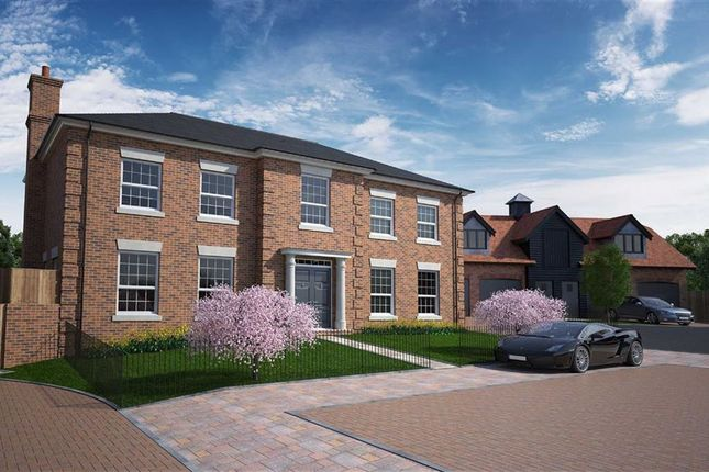 Thumbnail Detached house for sale in Station Road, Goudhurst, Kent