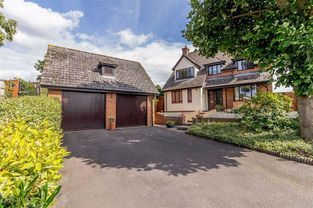 Thumbnail Detached house for sale in Centurions Court, Caerwent, Monmouthshire