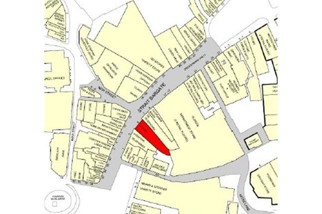 Thumbnail Retail premises to let in 5, Strait Bargate, Boston, Lincolnshire, UK