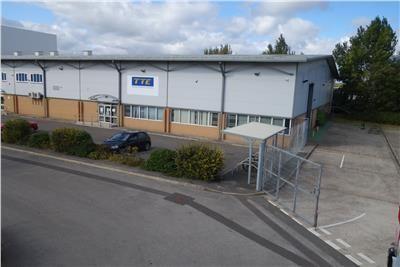 Thumbnail Industrial for sale in Unit 2, New Bridge Court, New Bridge Road, Ellesmere Port, Cheshire