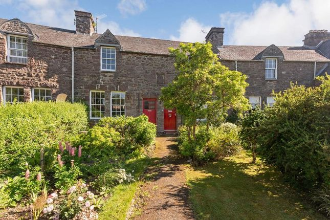 Thumbnail Terraced house for sale in Esher Crescent, Callander, Stirlingshire