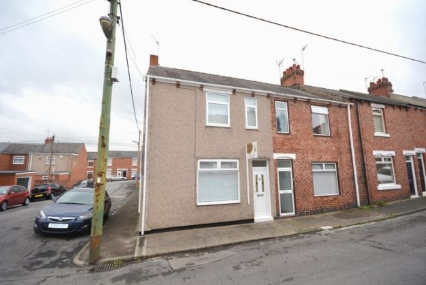 Thumbnail End terrace house to rent in Melville Street, Chester Le Street