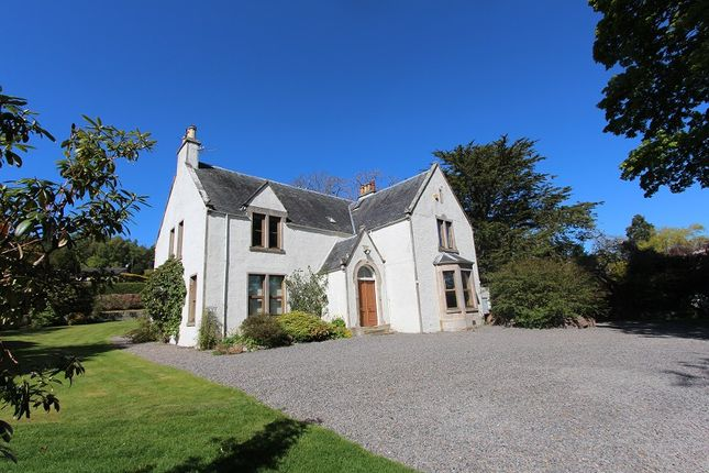 Thumbnail Detached house for sale in Inverness
