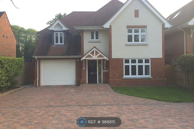 Thumbnail Detached house to rent in Dukes Wood Drive, Gerrards Cross