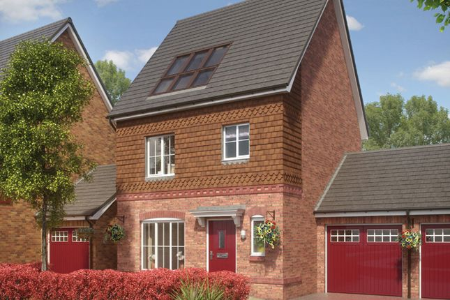 Thumbnail Detached house for sale in Doulton Road, Cradley Heath