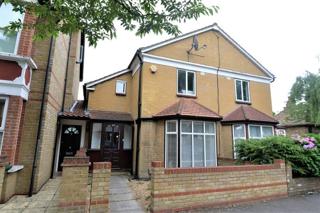Thumbnail Semi-detached house for sale in St. Barnabas Road, Walthamstow, London