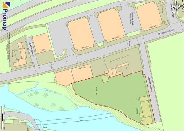 Thumbnail Land for sale in Hobson Avenue, Off Penistone Road, Sheffield