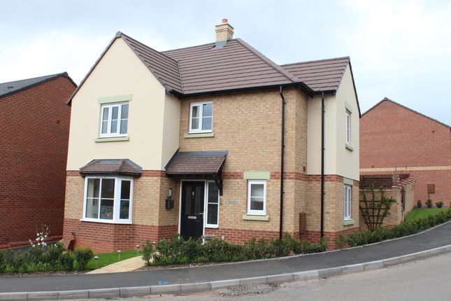 Thumbnail Detached house for sale in Vessey Court, Wellington, Telford