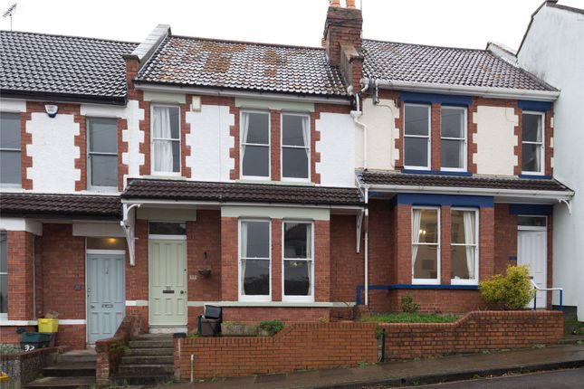 Thumbnail Terraced house for sale in Cairns Road, Westbury Park, Bristol