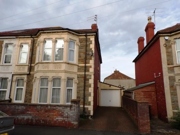 Thumbnail Semi-detached house for sale in Glebe Road, St George, Bristol