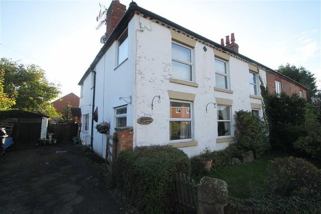 Thumbnail Detached house for sale in Newtown, Baschurch, Shrewsbury