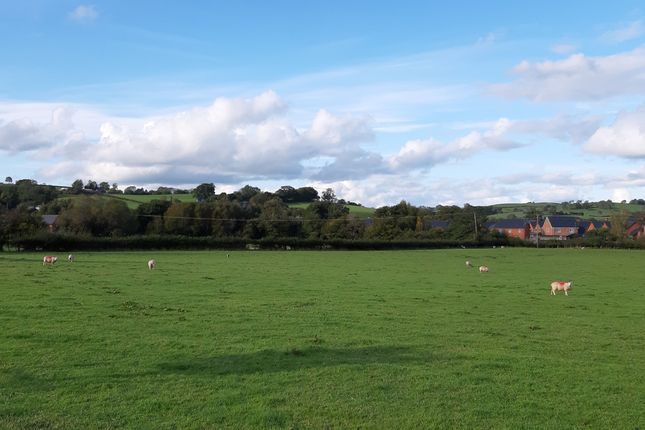 3 bed detached house for sale in Plot 3, Tregynon, Newtown SY16