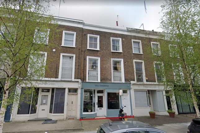 Thumbnail Retail premises for sale in Boundary Road, London