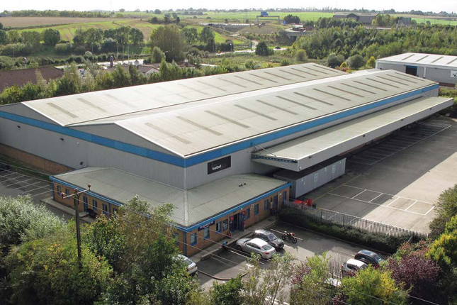 Thumbnail Warehouse for sale in Business Park, Knottingley