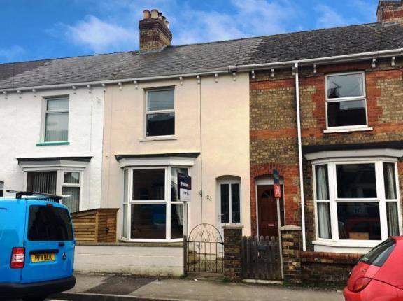 Thumbnail Terraced house for sale in Herbert Street, Taunton