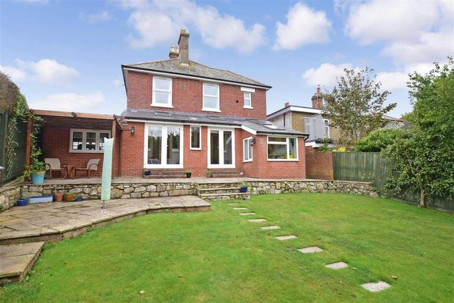 Thumbnail Detached house for sale in Carter Avenue, Shanklin, Isle Of Wight