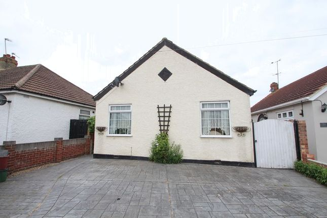Thumbnail Bungalow for sale in Glenmore Road, Welling