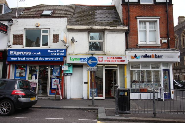 Thumbnail Flat for sale in High Street, Dover