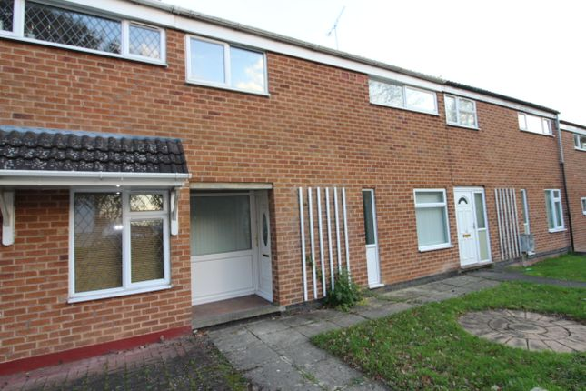 Thumbnail Terraced house to rent in Cardiff Close, Willenhall, Coventry