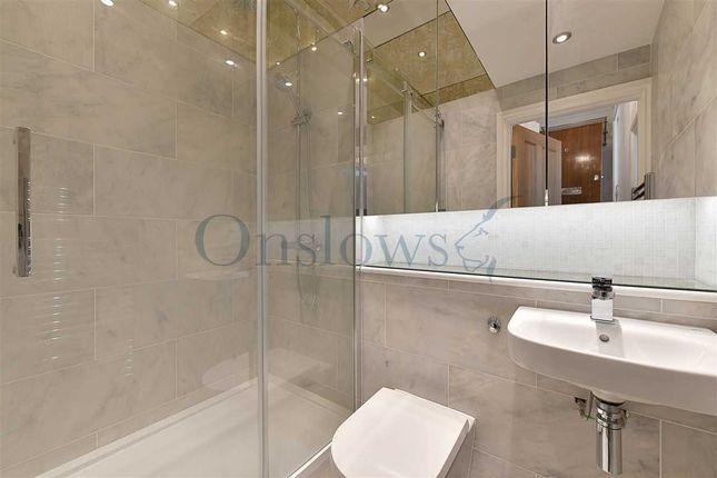 Bathroom of Earls Court Road, London W8