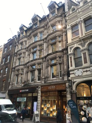 Thumbnail Office to let in Eldon Chambers, Falcon Court, 30-32 Fleet Street, London