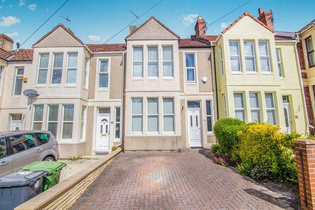 Thumbnail Terraced house for sale in School Road, Kingswood, Bristol