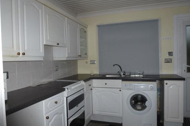 Thumbnail Terraced house to rent in Westwood Avenue, Ayr