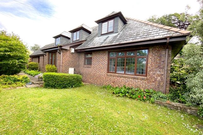 Thumbnail Detached house for sale in Hillside, Neath, Neath Port Talbot.