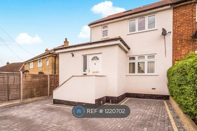 5 bed semi-detached house to rent in Laburnum Road, High Wycombe HP12