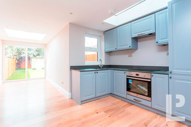 Thumbnail Terraced house for sale in Eden Road, London