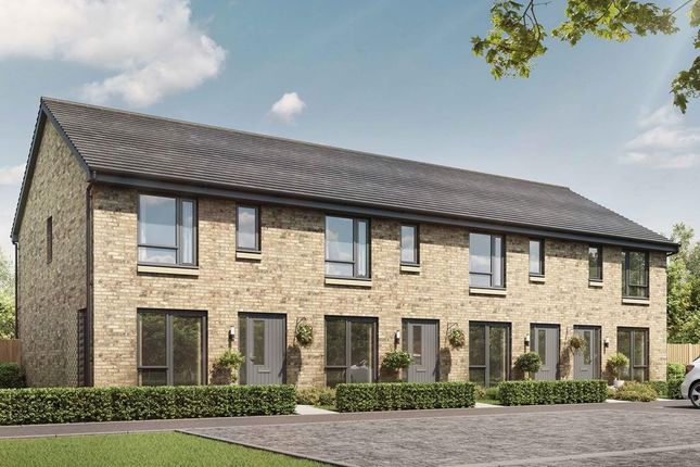 """2 bed end terrace house for sale in """"Fasque"""" at Maybury Road, Barnton, Edinburgh EH4"""