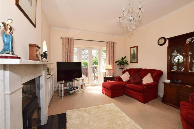 Thumbnail Detached bungalow for sale in Woodlands Drive, South Godstone, Godstone, Surrey