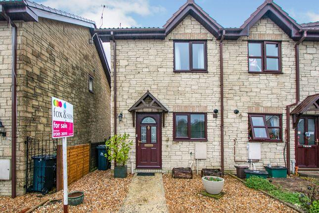 2 bed end terrace house for sale in Talbotts, Broadmayne, Dorchester DT2