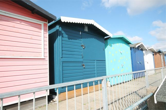 Property for sale in Southcliff, Beach Hut, Walton On The Naze