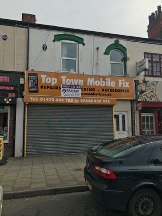 Retail premises to let in Hainton Ave, Grimsby