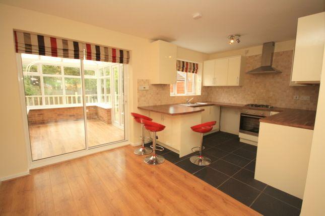 Kitchen/Diner of Shireland Lane, Brockhill, Redditch B97